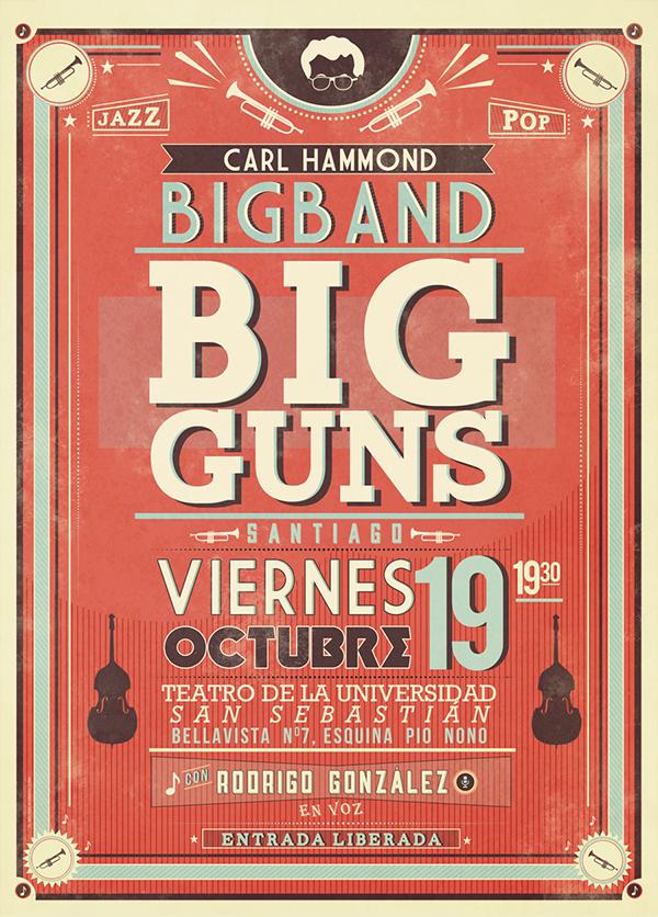 Big Guns Big Band